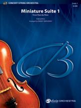 Alfred Gerou T Smolenski D  Miniature Suite 1 - String Orchestra