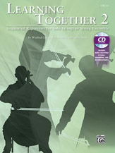 Learning Together Volume 2 [Cello]
