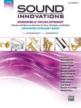 Sound Innovations Ensemble - Clarinet 3
