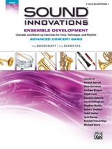Sound Innovations Ensemble Develop - Alto Sax 1