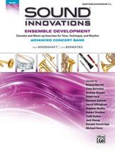 Sound Innovations Concert Band Ens Dev Advanced (Baritone/Euphonium T.C.)