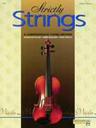 Strictly Strings Viola Bk. 2
