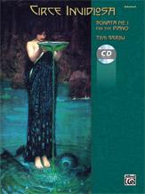 Circe Invidiosa: Sonata No. 1 - Piano/CD