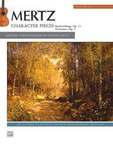 Alfred Johann Kaspar Mertz    Mertz Volume 1 Character Pieces