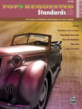 Alpha  Dan Coates  Top-Requested Standards Sheet Music