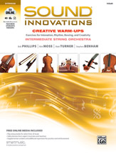 Sound Innovations for String Orchestra - Creative Warm-Ups