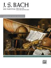 Six Partitas (BWV 825 - 830)  Piano Solo