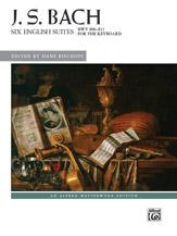6 English Suites, BWV 806-811 - Piano