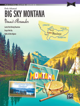 Big Sky Montana FED-D2 [early advanced piano] Alexander