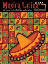 Musica Latina para Dos Book 1