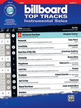 Billboard Top Tracks Instrumental Solos for Strings [Viola]