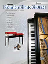 Premier Piano Course - Duet Book 6