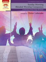 Sunday Morning Blended Worship Companion Piano