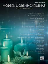 Modern Worship Christmas for Piano [Piano/Vocal/Guitar]