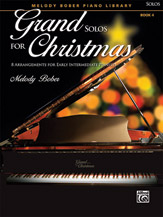 Grand Solos for Christmas Book 4 Piano