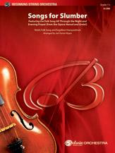 Alfred Humperdinck E        Farrar-Royce J  Songs for Slumber - String Orchestra