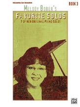 Melody Bober's Favorite Solos Book 3 Piano