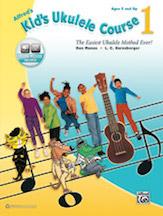 Alfred's Kid's Ukulele Course 1 [Ukulele] Book/Online Access