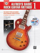 Alfred's Basic Rock Guitar Method 1 [Guitar]