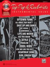 Top Pop & Rock Hits Instrumental Solos for Strings [Viola]