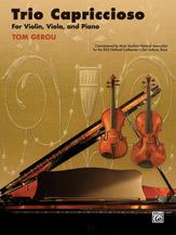 Trio Capriccioso [Violin, Viola & Piano] Piano Trio