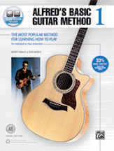 Alfred's Basic Guitar Method 1 (Third Edition) [Guitar]