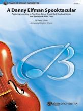 Alfred Elfman D             Wagner D  Danny Elfman Spooktacular - String Orchestra