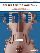 Alfred Tchaikovsky          Watson S  Secret Agent Sugar Plum - String Orchestra