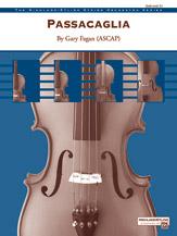 Alfred Fagan G                Passacaglia - String Orchestra