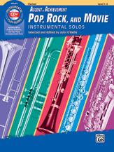 Accent on Achievement Pop, Rock, and Movie Instrumental Solos [Clarinet]