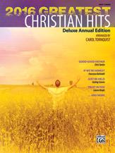 2016 Greatest Christian Hits - Easy Piano