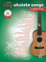 Alfred    Alfred's Easy Ukulele Songs - Christmas