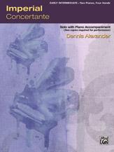 Imperial Concertante - 2 Pianos, 4 Hands
