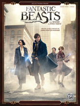 Selections From Fantastic Beasts and Where to Find Them for Piano and Vocal