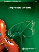 Alfred Kamuf M   L'Improviste Vignette - String Orchestra