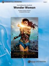 Alfred Gregson-Williams R   Lopez V  Wonder Woman - Full Orchestra