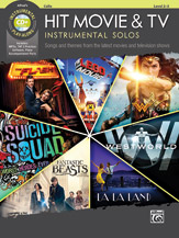 Hit Movie & TV Instrumental Solos for Strings [Cello]