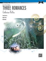 Three Romances IMTA-D2 [late intermediate piano] Rollin