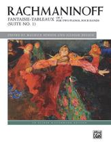 Fantaisie-tableaux (Suite No. 1), Op. 5 - 2 Pianos, 4 Hands