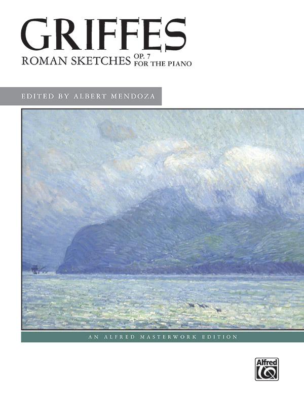 Roman Sketches, Op. 7 - Piano Solo