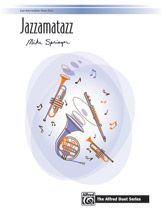 Jazzamatazz - 1 Piano 4 Hands