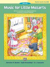 Music for Little Mozarts: Rhythm Speller, Book 2   Written Activities and Rhythm Patterns