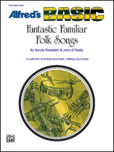 Fantastic Familiar Folk Songs - C (Flute/Oboe/Guitar)