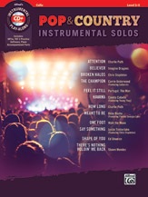Pop and Country Instrumental Solos - Cello