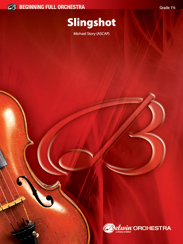 Alfred Story M                Slingshot - Full Orchestra