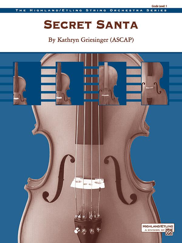 Alfred Griesinger K           Secret Santa - String Orchestra