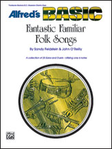 Fantastic Familiar Folk Songs - B.C. (Trombone/Baritone B.C.)