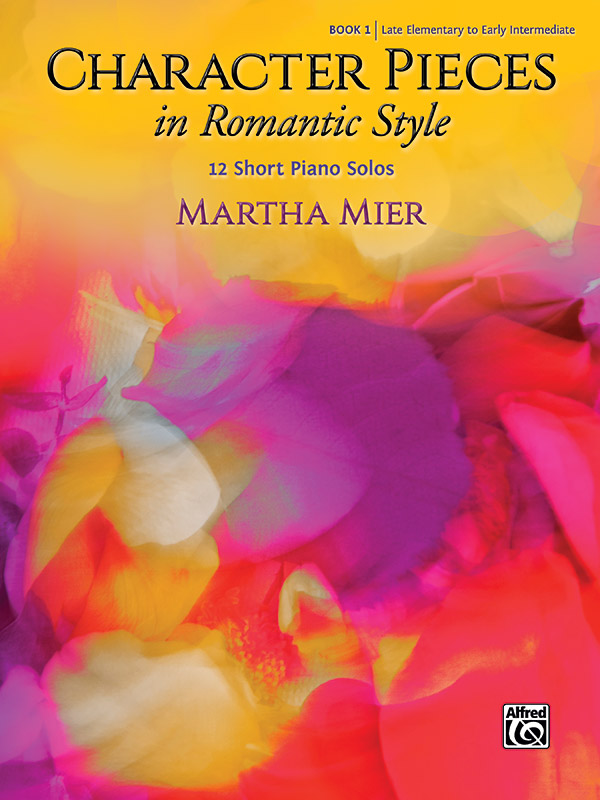 Character Pieces in Romantic Style, Book 1 - Teaching Pieces