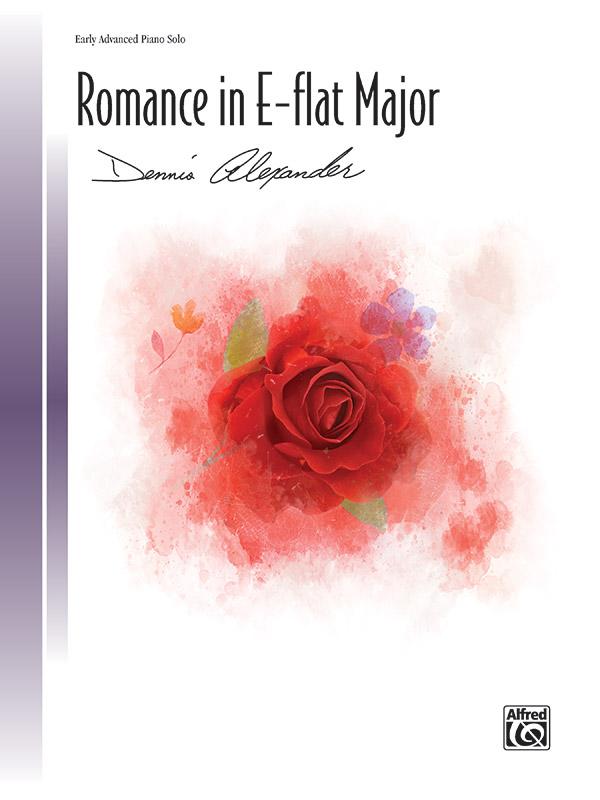 Romance in E-flat Major - Teaching Piece