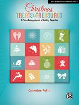 Christmas Treats & Treasures, Book 4 Intermediate